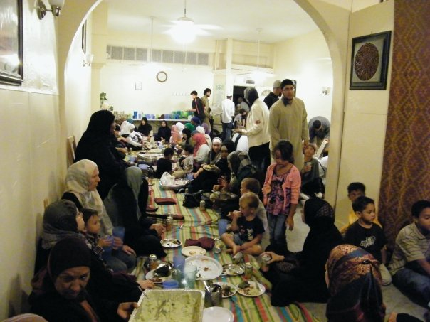 Iftar on Laylat al-Qadr